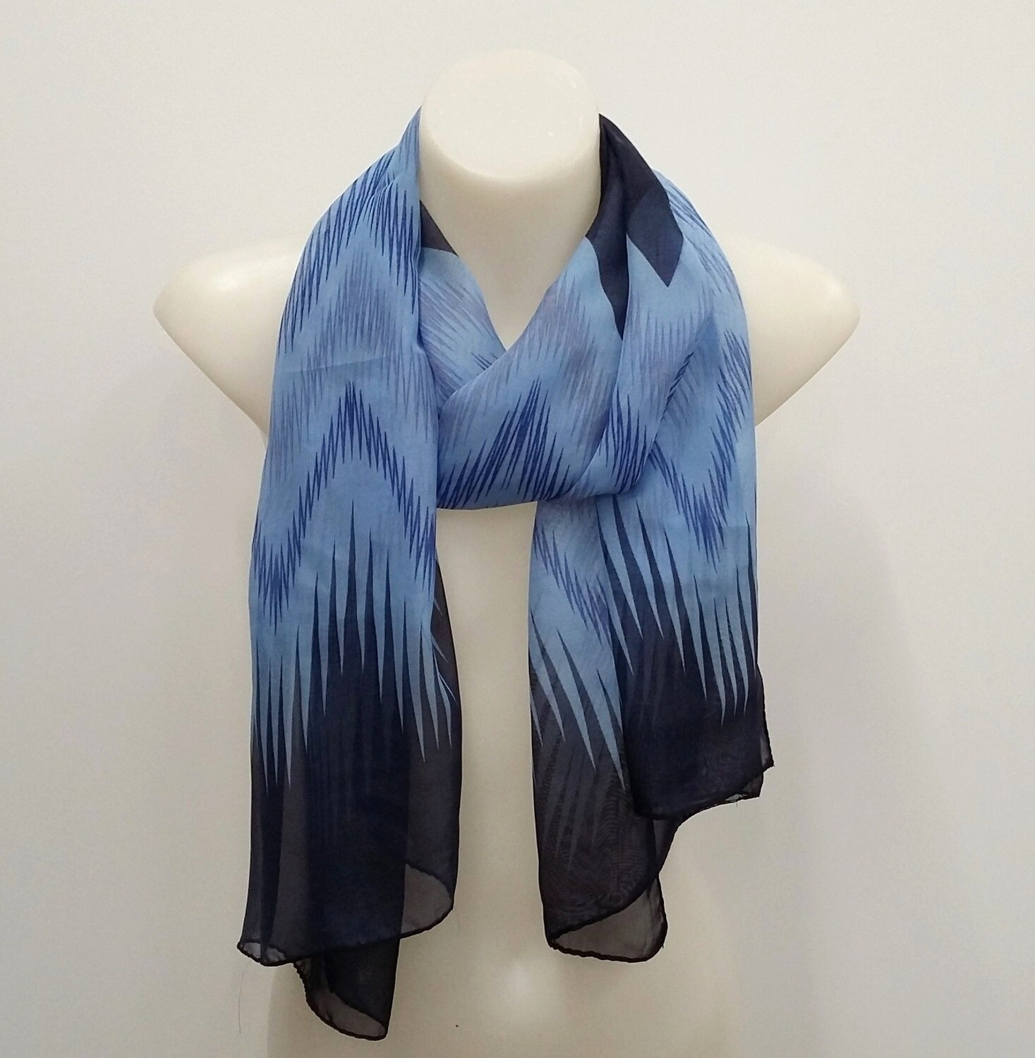 Blue/Navy Scarf