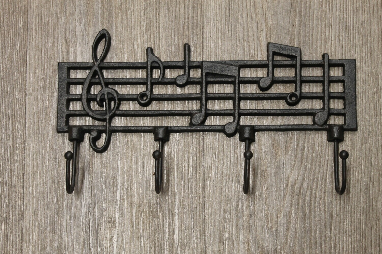 Music Score Hook Rack