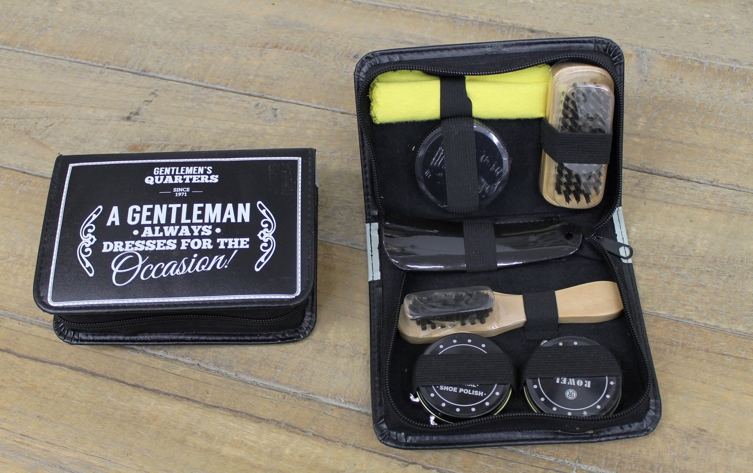 Gents Shoe Cleaning Kit
