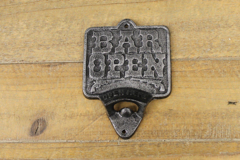 'Bar Open' Bottle Opener