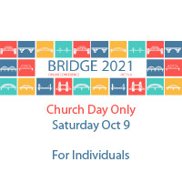 Bridge 2021 - Church Day Individual Registration