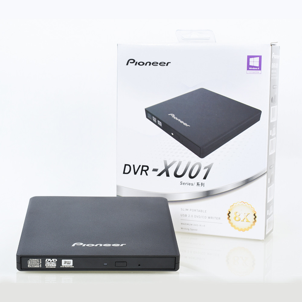 Pioneer External DVD writer (DVR-XU01C)
