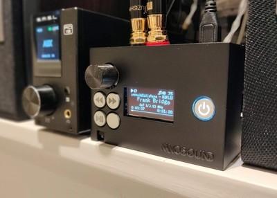 NanoSound DAC 2 Standard 3D Printed Case