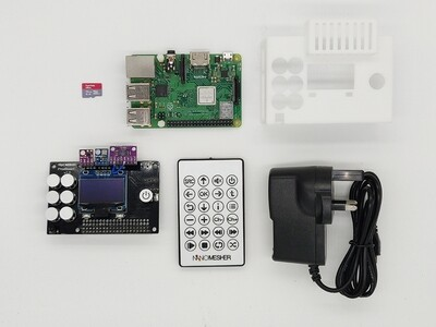 NanoSTEM IOT Weather Kit for Raspberry Pi - Advanced