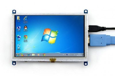 Waveshare 5inch HDMI LCD (B), 800x480