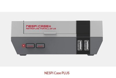 Retroflag NESPi Case+