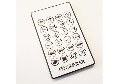 Nanomesher Multimedia Remote Control