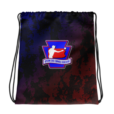 Keystone State Cornhole Drawstring Bags Bag
