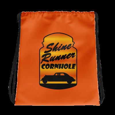 Shine Runner Drawstring bag