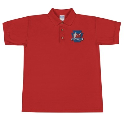 Keystone Embroidered Polo Shirt