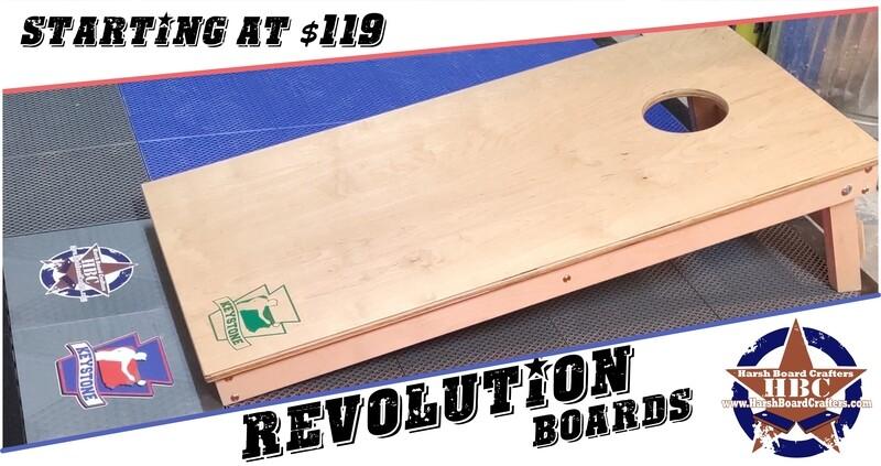 HBC Revolution boards