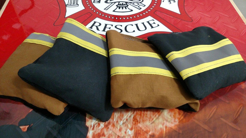 Custom firefighter bags