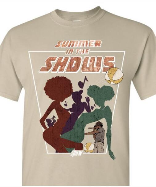 Summer in The SHDWs Merch Bundle