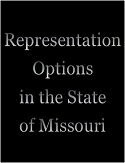 Representation Options in the State of Missouri