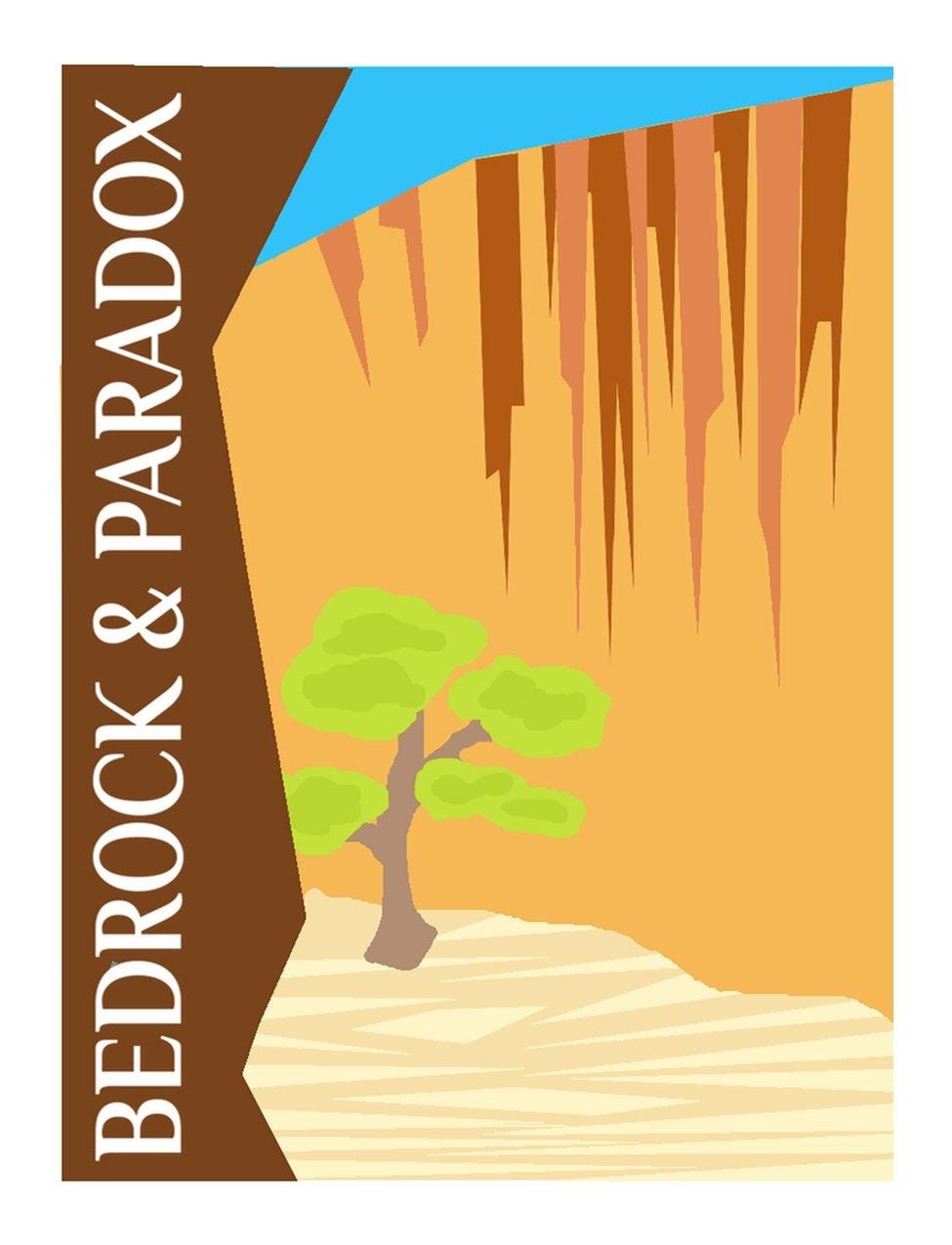 Bedrock & Paradox Sticker