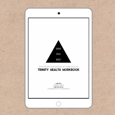 Trinity Health Workbook (Fillable, Digital PDF)