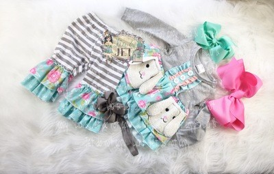 Spring Bunny Outfit