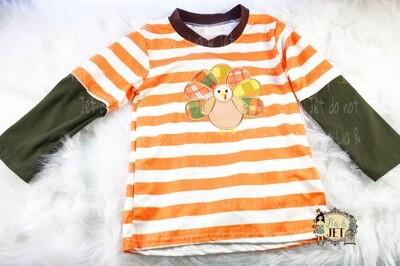 Stripes & Plaid Turkey Shirt