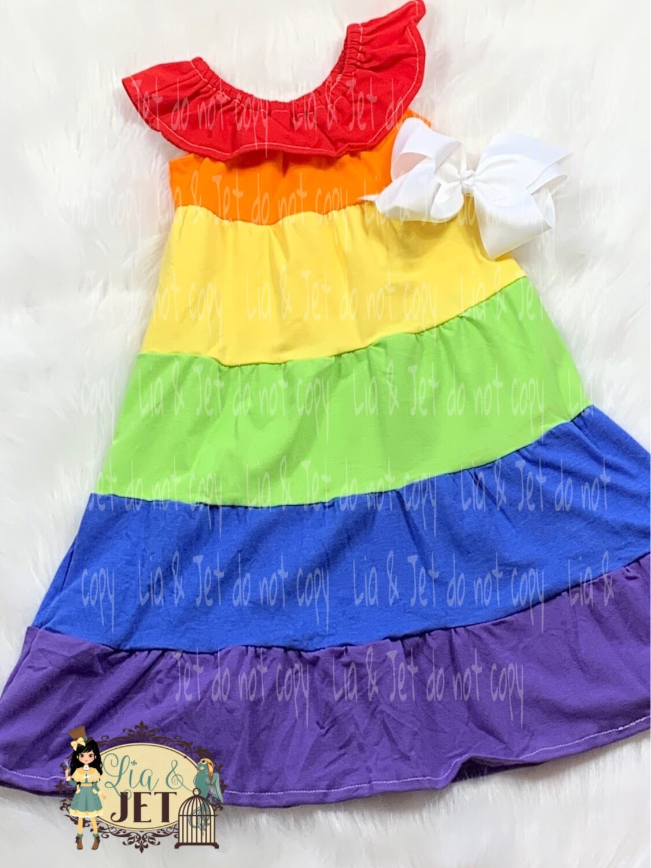 Rainbow Maxie