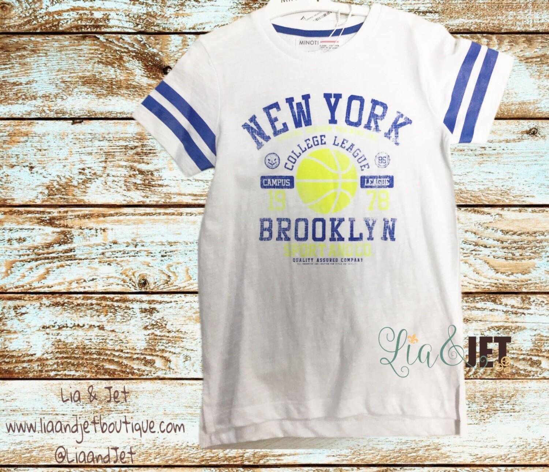 Basketball Jersey T-Shirt