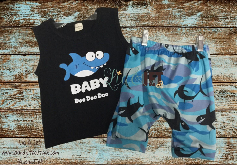 Baby Shark set