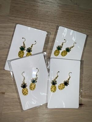 Pineapple Earrings 🍍