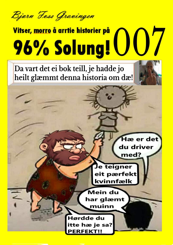 Vitser å morro på Solung 007