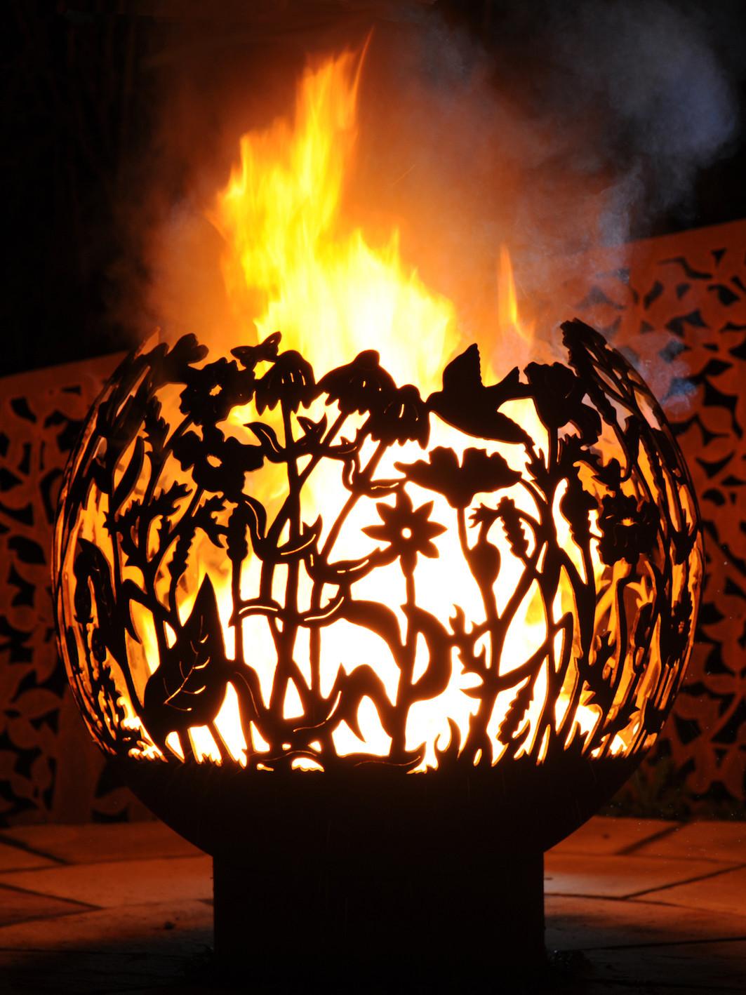 900mm Wildflower Firepit