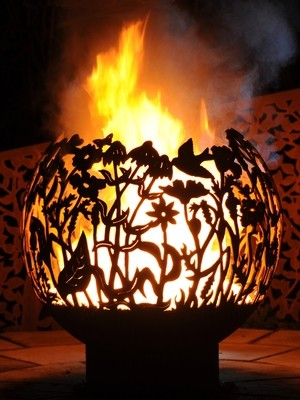 900mm Wildflower Firepit