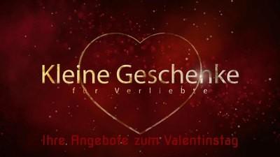 Ihre Angebote zum Valentinstag