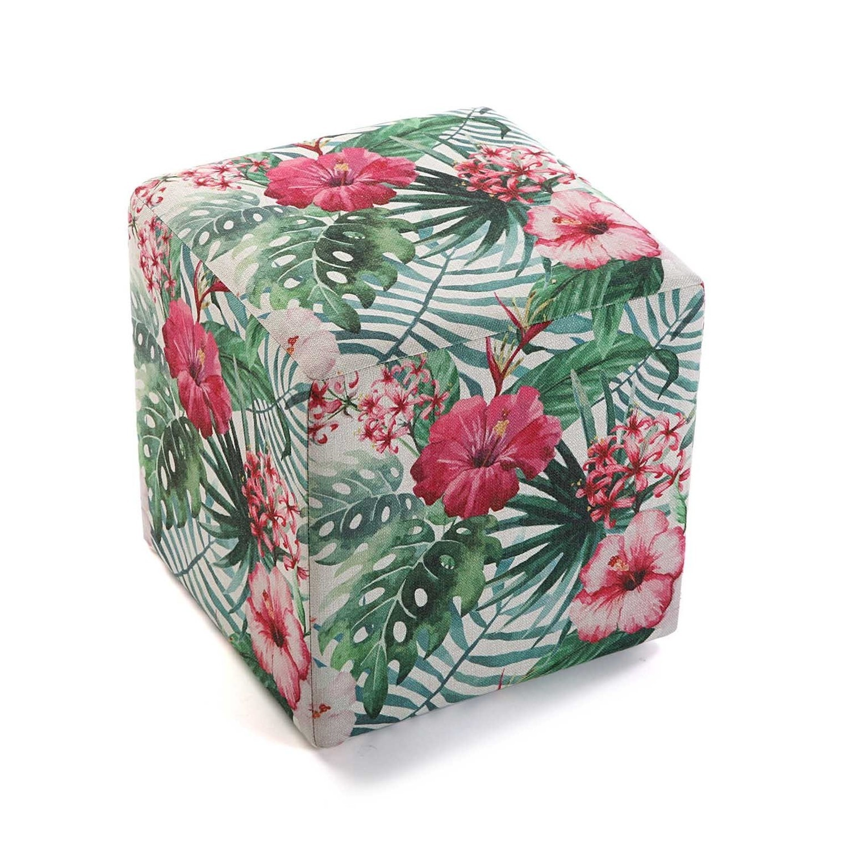 Puff Cub Flor 3