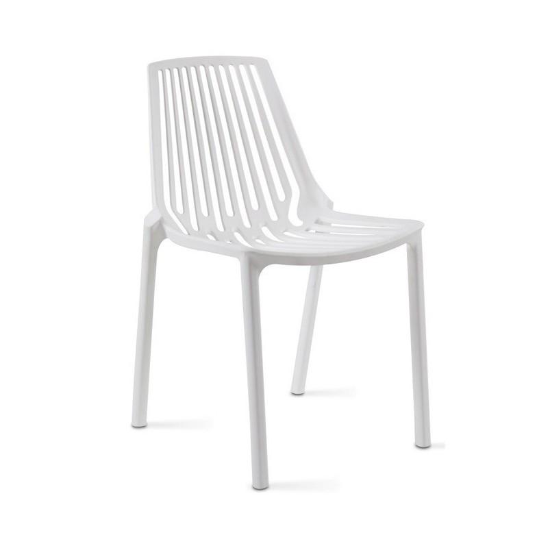 Cadira Alandalus Blanca