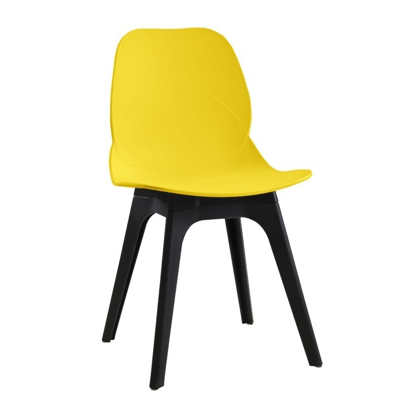 Cadira Aries Groc