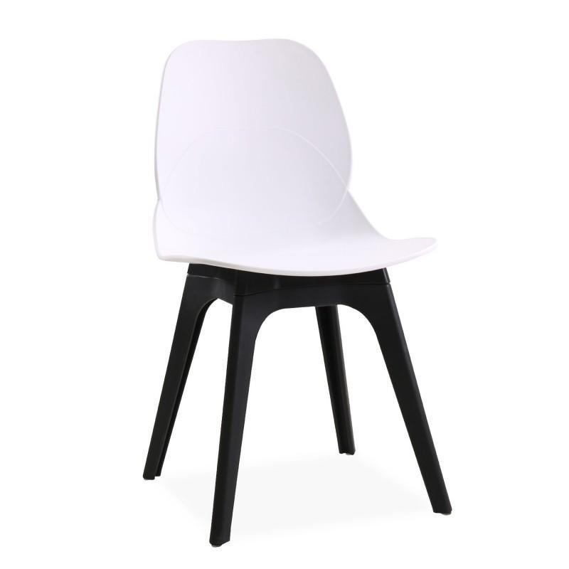 Cadira Aries Blanc