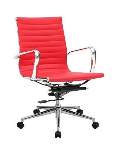 Cadira Philip Vermella