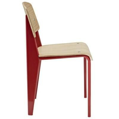 Cadira JP vermella