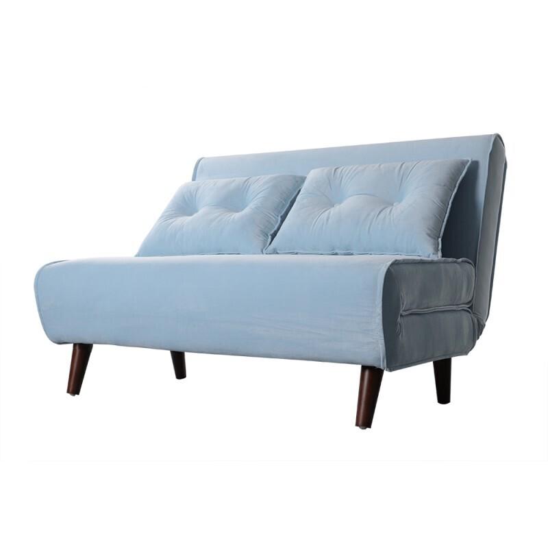 Sofá cama VILNA Celeste