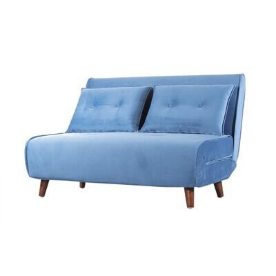 Sofá cama VILNA Azul