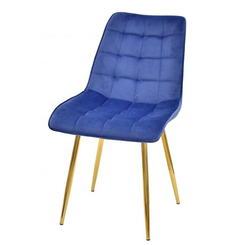 Silla Gilda Azul