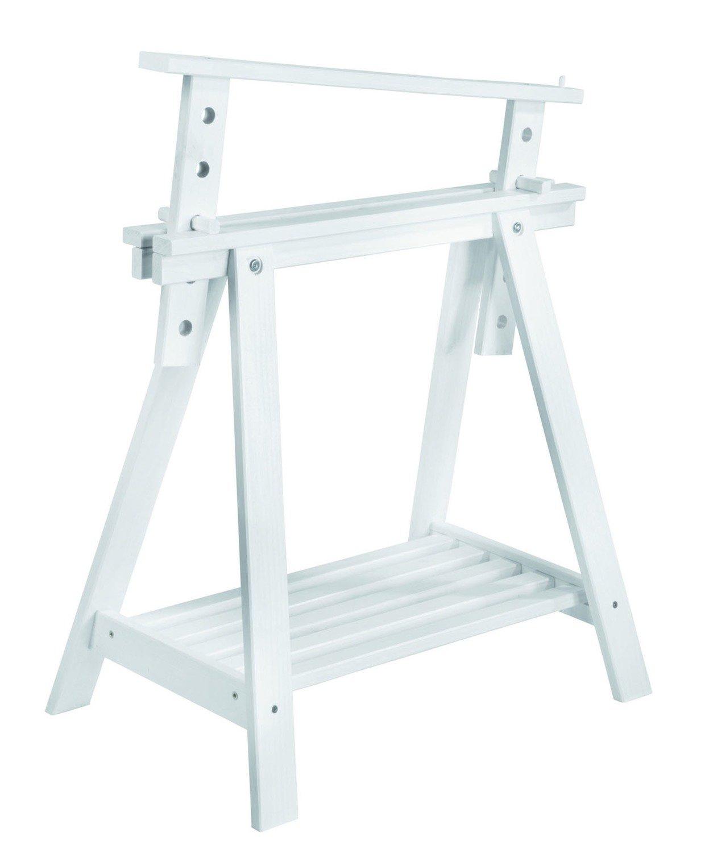 Caballete madera Archi Tec blanco