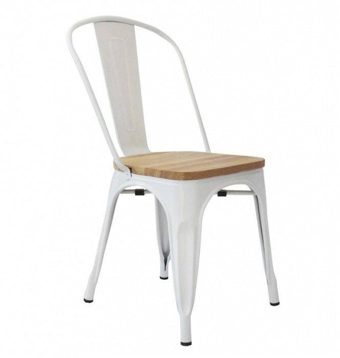 Cadira Tol 2 Acer Blanca