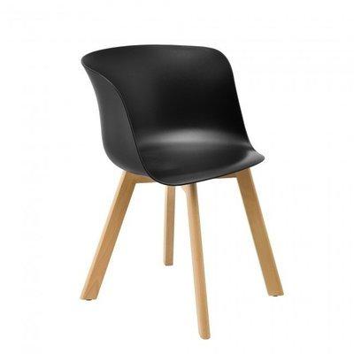 Cadira Gardenia Negra