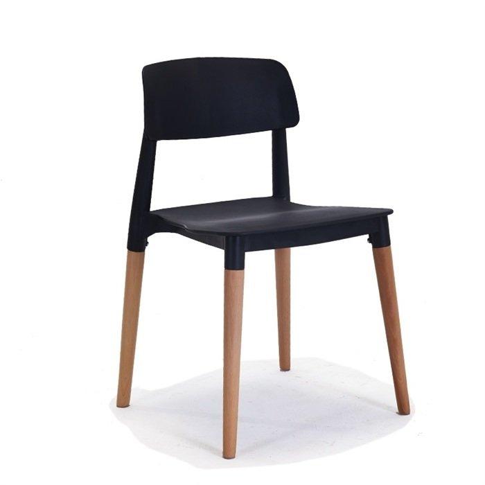 Cadira Croscat Negra