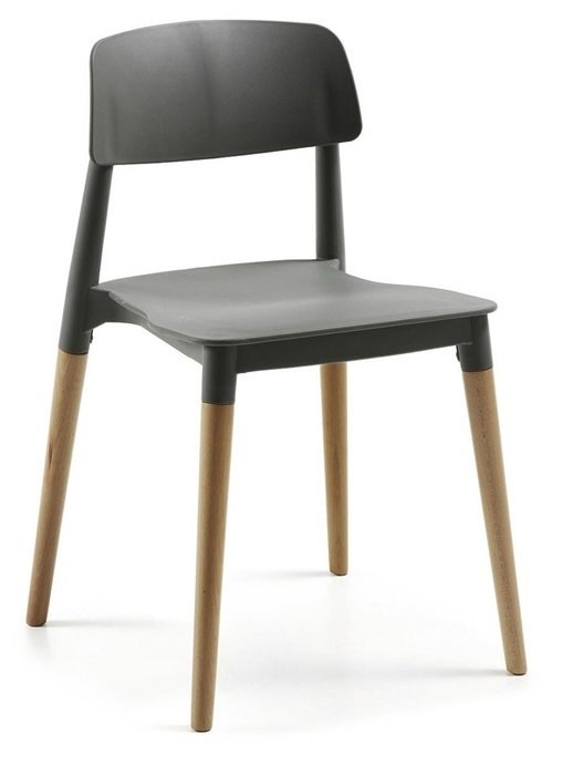 Cadira Croscat Gris