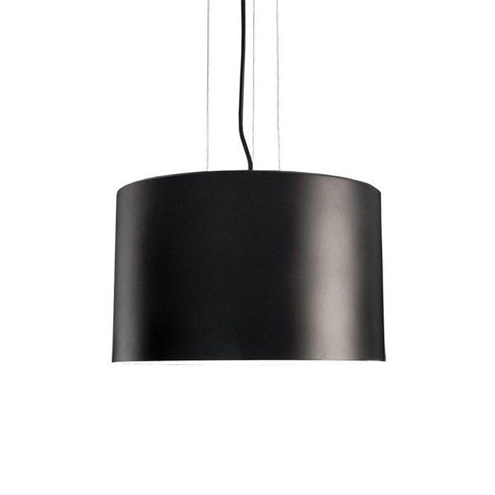 Lámpara LUGANO Negra
