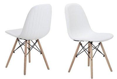 Cadira Delia Blanca