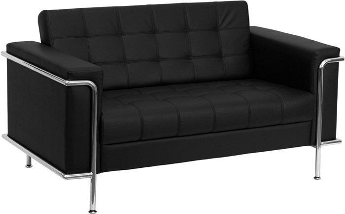 Sofa Aedea Negre 2 places
