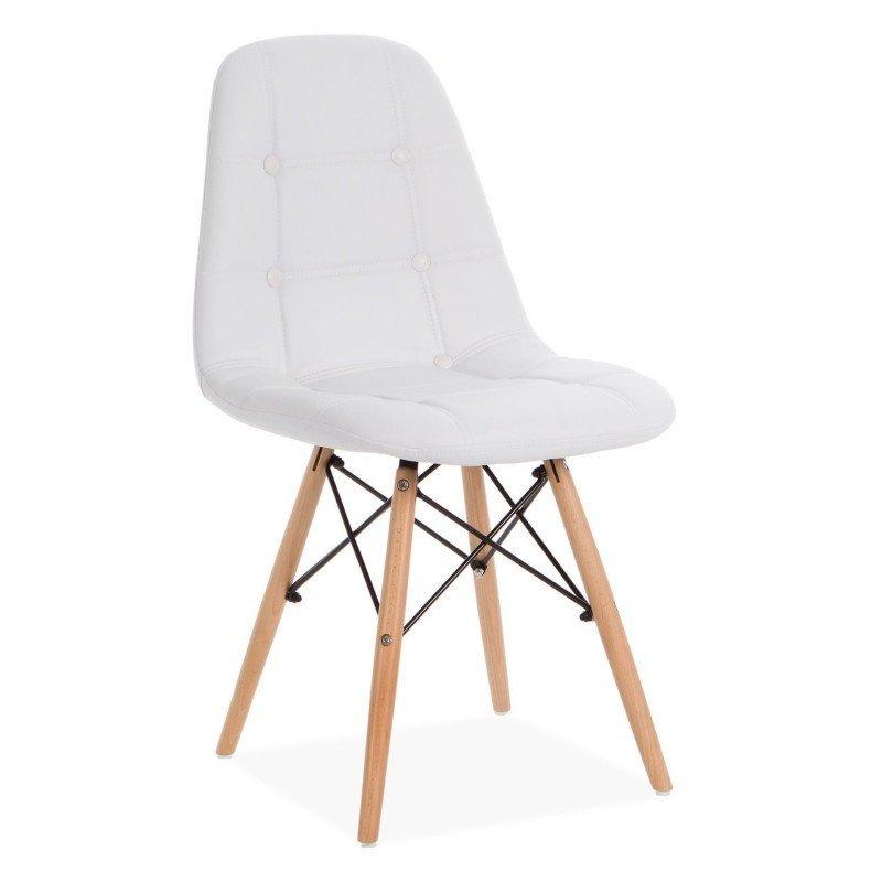 Cadira Marcela Blanca
