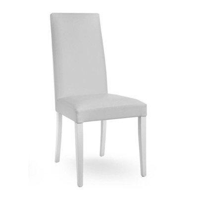 Cadira Denny Fusta Gris