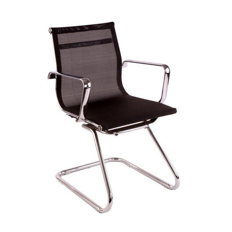Cadira Fixa Nevada Malla Negra